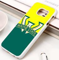 wayne state university Samsung Galaxy S3 S4 S5 S6 S7 case / cases