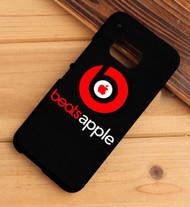 monster beats by dr dre apple logo HTC One X M7 M8 M9 Case