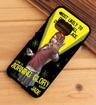 morning glories comic jade HTC One X M7 M8 M9 Case