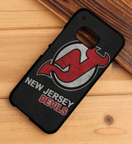 New Jersey Devils 2 HTC One X M7 M8 M9 Case