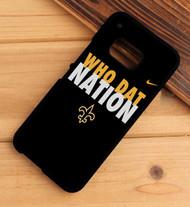 New Orleans Saints 2 HTC One X M7 M8 M9 Case