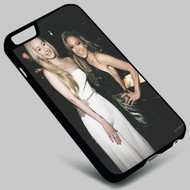 Iggy Azalea and Jennifer Lopez on your case iphone 4 4s 5 5s 5c 6 6plus 7 Samsung Galaxy s3 s4 s5 s6 s7 HTC Case