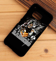 Oakland Raiders 3 HTC One X M7 M8 M9 Case