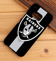 Oakland Raiders HTC One X M7 M8 M9 Case
