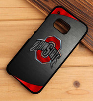 ohio state university HTC One X M7 M8 M9 Case