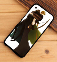 Outlaw Queen HTC One X M7 M8 M9 Case