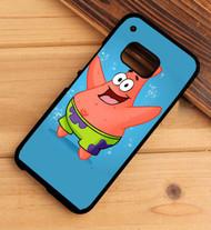 patrick spongebob HTC One X M7 M8 M9 Case