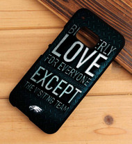 Philadelphia Eagles 3 HTC One X M7 M8 M9 Case