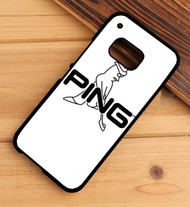 ping golf HTC One X M7 M8 M9 Case