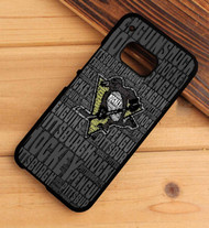Pittsburgh Penguins 2 HTC One X M7 M8 M9 Case