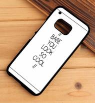 robbers the 1975 lyric HTC One X M7 M8 M9 Case