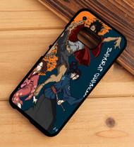 Samurai Champloo HTC One X M7 M8 M9 Case