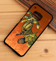 Savage Dragon image comic HTC One X M7 M8 M9 Case