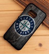 Seattle Mariners HTC One X M7 M8 M9 Case