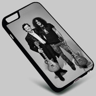 Jimmy Page Led Zeppelin and Slash Guns N Roses Iphone 4 4s 5 5s 5c 6 6plus 7 Samsung Galaxy s3 s4 s5 s6 s7 HTC Case