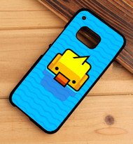 Splish Splash Pong HTC One X M7 M8 M9 Case