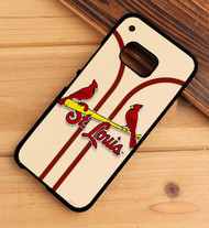 St Louis Cardinals HTC One X M7 M8 M9 Case