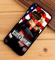state of affairs poster HTC One X M7 M8 M9 Case