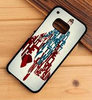 Superman HTC One X M7 M8 M9 Case