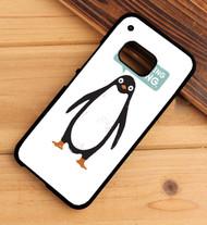 Talking Penguin HTC One X M7 M8 M9 Case