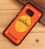 The Alchemist  A Fable About Following Your Dream Paulo Coelho HTC One X M7 M8 M9 Case