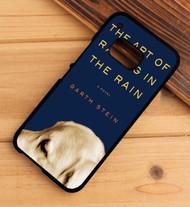 The Art of Racing in the Rain Garth Stein HTC One X M7 M8 M9 Case