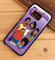 the cleveland show HTC One X M7 M8 M9 Case