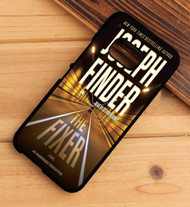 The Fixer Joseph Finder HTC One X M7 M8 M9 Case