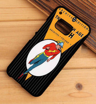 The Flash DC Comics HTC One X M7 M8 M9 Case