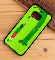 The giving tree apple HTC One X M7 M8 M9 Case