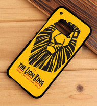 the lion king HTC One X M7 M8 M9 Case