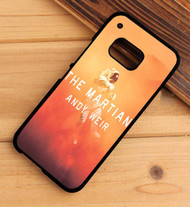 The Martian book cover HTC One X M7 M8 M9 Case