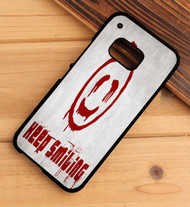 the mentalist red john smile HTC One X M7 M8 M9 Case