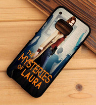 the mysteries of laura HTC One X M7 M8 M9 Case
