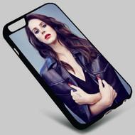 Lana Del Rey  on your case iphone 4 4s 5 5s 5c 6 6plus 7 Samsung Galaxy s3 s4 s5 s6 s7 HTC Case