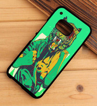 Tony hotline miami HTC One X M7 M8 M9 Case