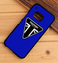 triumph motorcycles HTC One X M7 M8 M9 Case