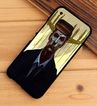 True Detective Rust Cohle HTC One X M7 M8 M9 Case