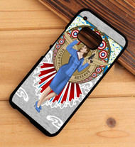 T-Shirts, Agent Carter-Pop of Color HTC One X M7 M8 M9 Case