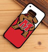 University of Maryland HTC One X M7 M8 M9 Case