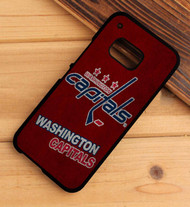 washington capitals 2 HTC One X M7 M8 M9 Case