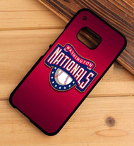 Washington Nationals 3 HTC One X M7 M8 M9 Case