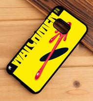 WATCHMEN HTC One X M7 M8 M9 Case