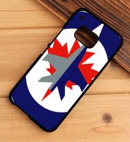 Winnipeg Jets HTC One X M7 M8 M9 Case
