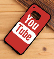 you tube HTC One X M7 M8 M9 Case