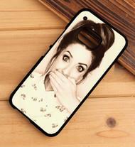 zoe sugg zoella HTC One X M7 M8 M9 Case