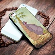 Baloo Disney The Jungle Book Custom on your case iphone 4 4s 5 5s 5c 6 6plus 7 case / cases