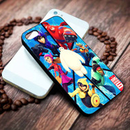 Big Hero 6 Poster Custom on your case iphone 4 4s 5 5s 5c 6 6plus 7 case / cases
