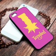 Disney Tangled Custom on your case iphone 4 4s 5 5s 5c 6 6plus 7 case / cases