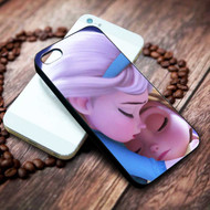 Frozen Little Elsa And Anna Custom on your case iphone 4 4s 5 5s 5c 6 6plus 7 case / cases